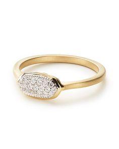Isa Pavé Diamond Ring - Kendra Scott Jewelry.