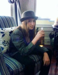 Sawyer Fredericks currently a cute little thing with a big voice...future hottie