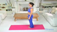 Back Fat Workouts: Triceps Side Press