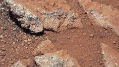 #Curiosity trova antichi letti di acqua su #Marte