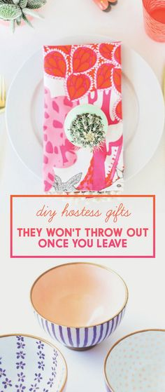 26 DIY Hostess Gifts That Will Get You Invited Back