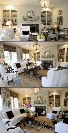 """Pratt & Lambert Feather Gray - """"A warm gray - almost a khaki. I used it in my house & in some client's."""" Joni Webb"""