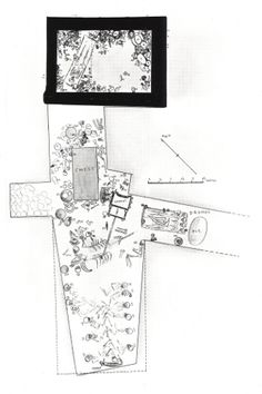 Early Twentieth Century Excavations at the Royal Cemetery at Ur: Plan of the Tomb of Queen Puabi