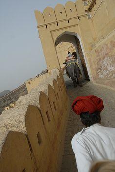 Jaipur. Dirty but magical!