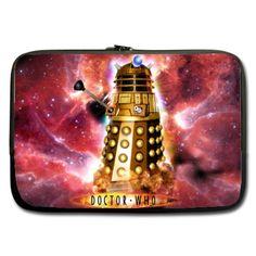 Sleeve for 10  10.1  Laptop Doctor Who Dalek