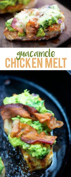 Guacamole Chicken Me