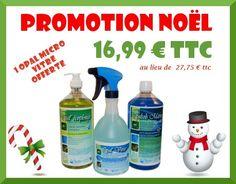 Promotion de noël 2013