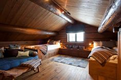 Living at Mountain Lodge Trysil
