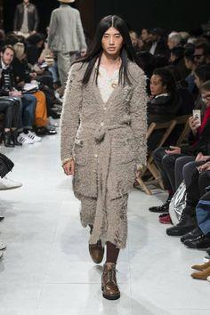 Male Fashion Trends: Maison Mihara Yasuhiro Fall/Winter 2016/17 - Paris Fashion Week