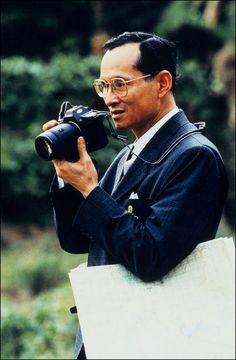 King Bhumibol Adulyadej 1995