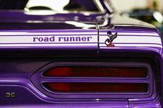 Road Runner 1970 - By Gordon Dean II