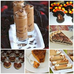 14 Decadent Thanksgiving Dessert Recipes!