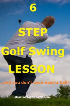 Golf Ball Crafts Start hitting explosive golf shots today with my 6 step golf swing lesson. Golf video lessons to help you improve your swing. Practice with or WITHOUT A BALL! Golf Betting, Golf Ball Crafts, Golf Videos, Golf Tips For Beginners, Golf Player, Perfect Golf, Golf Lessons, Golf Gifts, Play Golf