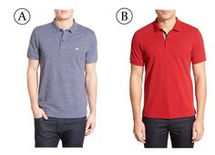 Complete your traditional warm-weather ensemble with  these selections of classic polo. www.theteelieblog.com #TeelieBlog