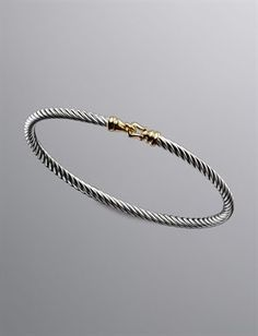 BOUGHT - David Yurman bracelet