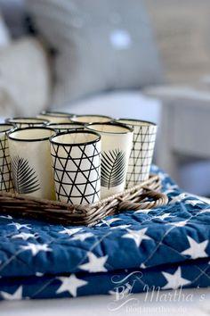Teelichtset von Tine K Home