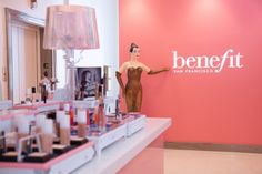 @Benefit Cosmetics office space is too cool