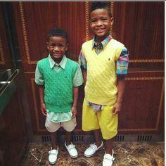 Preppy boys