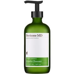 Perricone MD Hypoallergenic Gentle Cleanser 8 oz (237 ml) ($45) ❤ liked on Polyvore featuring beauty products, skincare, face care, face cleansers, perricone md, hypoallergenic face wash, moisturizing face wash e paraben free face wash