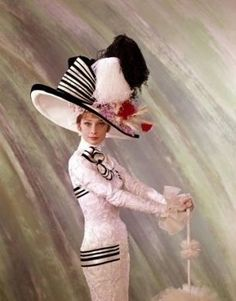 the-dress-of-audrey-hepburn-is-the-most-beautiful-in-the-history-of-cinema My Fair Lady