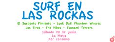 Surf En Las Rockas 2 - Banner
