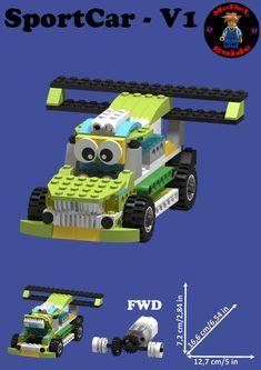 Lego Wedo, Lego Models, Lego Building, Primary School, Hello Everyone, Legos, Robot, Preschool, Children