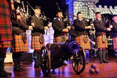 The Scottish Tattoo: The Music of Scotland