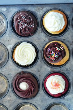 For a pick-me-up cupcake or slice of cake, visit one of these NC bakeries.
