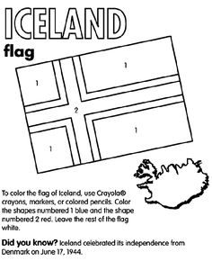 1000 Images About Geography Iceland Unit Study On