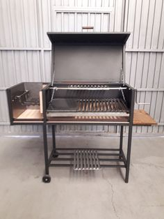 Char Broil Grill, Barrel Bbq, Custom Bbq Pits, Barbacoa Recipe, Commercial Kitchen Equipment, Weber Grill, Small Backyard Landscaping, Crock Pot Slow Cooker, Barbecue