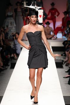 Moschino - Spring/Summer 2014 Milan Fashion Week
