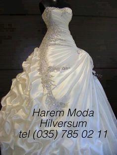 bruidsjurken nederland harem moda hilversum tel(035) 785 02 11
