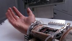 """Luke's robot hand.