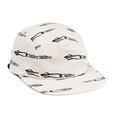 Squid-patterned 5-panel from Only NY's Fall 2012 collection. $38.00 // Indie Clothing Brands & UK Streetwear || AcquireGarms.com