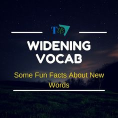 Trendingus brings some of the fun facts about new additions of Oxford Dictionary. Read this and we are sure it'll help you widening your Vocab.