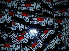 #FightBack #Sticker