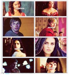 Merlin, BBC: What they were and what they became