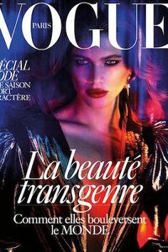 Valentina Sampaio, la primera modelo transgénero portada de 'Vogue' París. La edición francesa de la revista de moda anuncia que la brasileña será la protagonista de su número de marzo. El País, 2017-02-14 http://elpais.com/elpais/2017/02/14/estilo/1487091619_149323.html