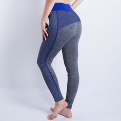 New Design Fitness Leggings Total Comfort - 6 Colors