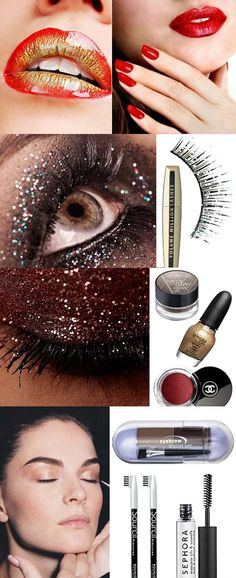 makeup trends for 2012 holidays