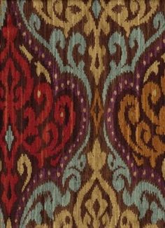 I love my ikat...have this already, the weight is wonderful, the hand is sumptuously smoothe...