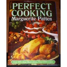 """Maguerite Patten provides the definitive """"old-fashioned"""" but basic cookbook, which is a must for anyone who wishes to start with the most fundamental and basic cookery."""