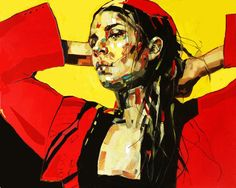 View Anna Bocek's Artwork on Saatchi Art. Find art for sale at great prices from artists including Paintings, Photography, Sculpture, and Prints by Top Emerging Artists like Anna Bocek. Portrait Art, Portraits, Portrait Paintings, Nature Paintings, Abstract Photography, Face Art, Art Techniques, Figurative Art, Painting Inspiration
