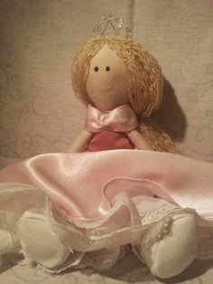 Lucinella princess Teddy Bear, Princess, Toys, Handmade, Animals, Activity Toys, Hand Made, Animales, Animaux