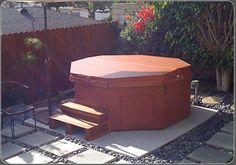 EZ PAD® - Hot Tub Spa Pad, Hot Tub Installation Base, #1 Brand