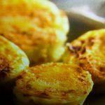 sformatini di patate - con pancetta