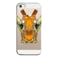 iPhone 6 Plus/6/5/5s/5c Case - Abstract giraffe calf ($35) ❤ liked on Polyvore featuring accessories, tech accessories, iphone case, apple iphone cases, iphone cover case and slim iphone case