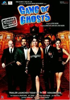 Gang of Ghosts 2014 HDRip  720p Full Movie Download