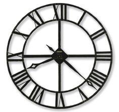14 in diameter Amazon.com - Howard Miller 625-423 Lacy II Wall Clock - Black Wall Clocks