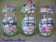vasilha de plastico com biscuits - Pesquisa Google